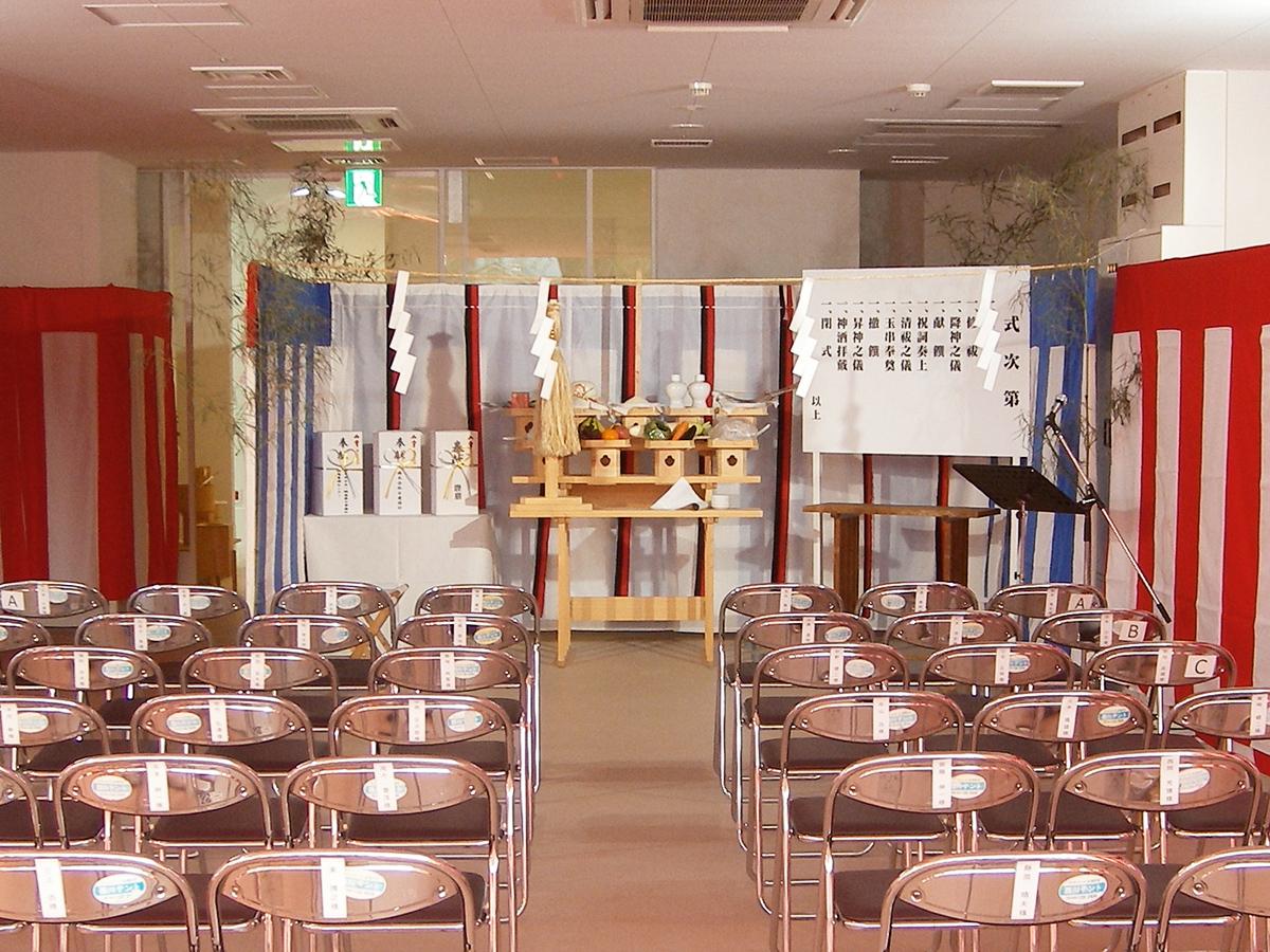 JA徳島厚生連 吉野川医療センター竣工式・落成記念式典